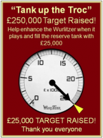 £25,000 Appeal Target Achieved!