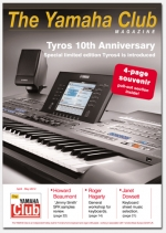 Free Yamaha Club Magazine