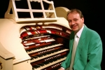 Phil Kelsall at the Worthing Wurlitzer