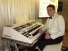 President of the Derby Organ & Keyboard Club Phil Brown
