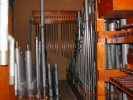 Solo Organ Pipes & Chimes Unit.
