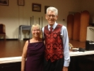 Our new committee members Roger & Linda