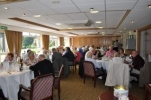 Members enjoying the Annual Lunch at Kedleston Park Golf Club