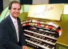 Michael Wooldridge at the 3/23 Singing Hills Wurlitzer
