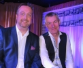 Paul Carman & John Cooper, our entertainers