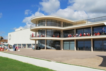 De La Warr Pavillion Bexhill-on Sea