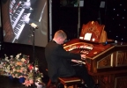 Robert Wolfe in concert at the Rye Wurlitzer