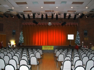 The Barrington Auditorium