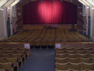 Our Venue - William Penney Theatre