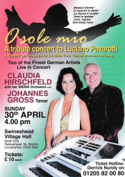 Swineshead Charity Concert