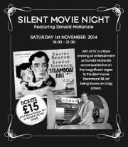 Silent Movie Night