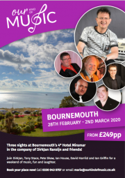 Last minute break to Bournemouth?