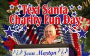 Text Santa Charity Fun Day with Britain's Got Talent Star