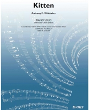 New Sheet Music From Tony Whittaker