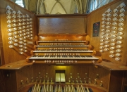 Cathedral's Father Organ Takes To The Big Screen