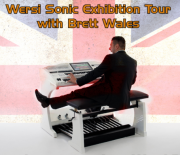 Wersi Tours the UK with Sonic