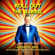 New CD from Andrew Nix - ROLL OUT THE BARRE