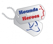 New Forest Organ Society's £2513 for Hounds for Heroes