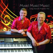 Tony Stace & Andrew Nix - New CD for MILL RYTHE