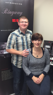New Agent For The Ringway RS600 Organ
