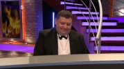 Steve live on TV Celebrity Big Brothers Bit on the Side