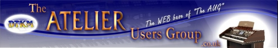 The AUG WEBSITE Banner www.atelerusersgroup.co.uk