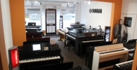 Mark Ireland Pianos store