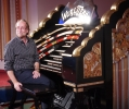 Andy at the ESN Wurlitzer