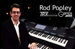 Rod Pooley playing Yamaha TRX Genos Organ.
